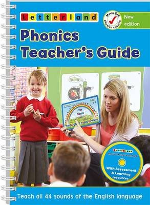 Phonics Teacher's Guide 2014 - Teach All 44 Sounds of the English Language (Spiral bound): Lyn Wendon, Stamey Carter