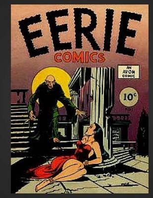 Eerie (Paperback): George Roussos