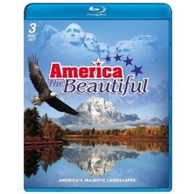America the Beautiful (Region A Import Blu-ray disc):