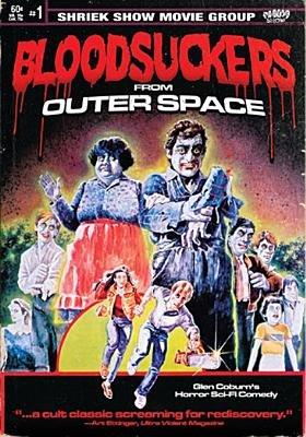 Bloodsuckers from Outer Space (Region 1 Import DVD): Glenn Coburn
