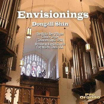 Envisionings (CD): Various Artists