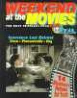 Weekend at the Movies - The Best Retreats from Reel to Real (Paperback): Samuel F. Parvin, a