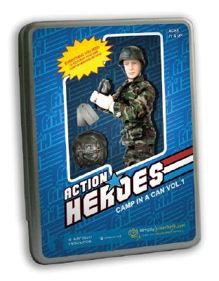Action Heroes Camp in a Can: Everything You Need to Kickstart Your Own Camp or Weekend Retreat (CD): Kurt Johnston