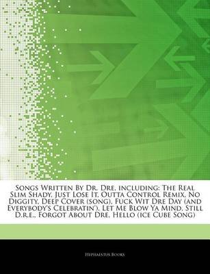 Articles on Songs Written by Dr  Dre, Including - The Real