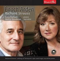 Various Artists - Richard Strauss: Enoch Arden (CD): Richard Strauss, Lucy Parham, Henry Goodman