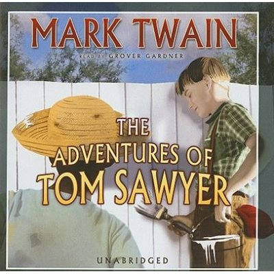 Adventures of Tom Sawyer (Standard format, CD, Ubr): Mark Twain