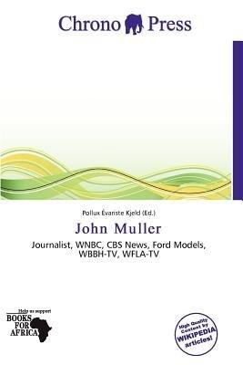 John Muller (Paperback): Pollux Variste Kjeld