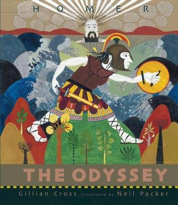 The Odyssey (Hardcover): Gillian Cross
