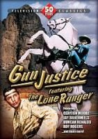 Gun Justice Featuring the Lone Ranger (Region 1 Import DVD):