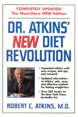 Dr. Atkins' Revised Diet Package - The Any Diet Diary and Dr. Atkins' New Diet Revolution 2002 (Hardcover): M.D.,...