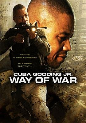 Way of War (Region 1 Import DVD): John Terry, J. K. Simmons, Cuba Gooding Jr