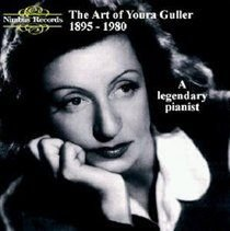 Various Composers - The Art of Youra Guller (CD): Youra Guller, Various Composers