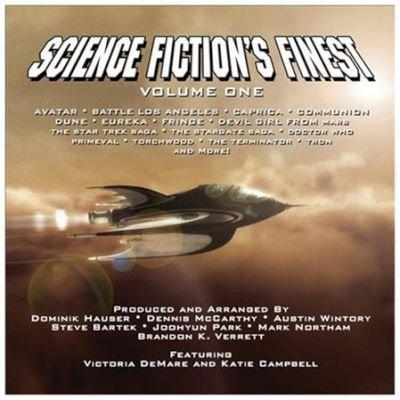 Various Artists - Science Fiction's Finest (CD): Dominik Hauser, Victoria De Mare, Joohyun Park, Brandon K. Verrett, Steve...