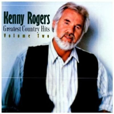 Kenny Rogers - Vol. 2-Greatest Country Hits CD (2008) (CD): Kenny Rogers