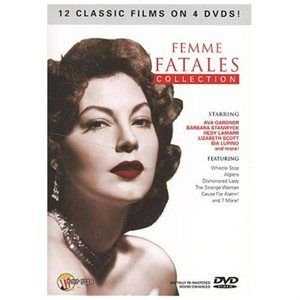 Femme Fatales Collection (Region 1 Import DVD):