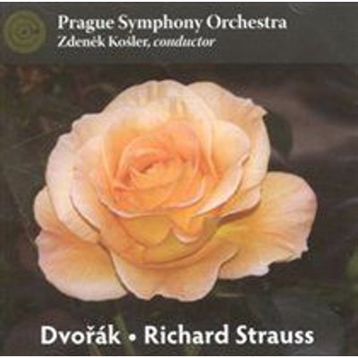 Various Artists - Prague Symphony Orchestra: Dvorák/Richard Strauss (CD): Antonin Dvorák, Richard Strauss, Prague Symphony...
