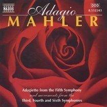 Various Artists - Adagio (CD): Gustav Mahler, Ewa Podles, Antoni Wit, Keith Anderson, Polish National Radio Symphony Orchestra,...