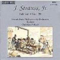 J. Jr Strauss - Edition Vol. 39 (CD): Slovak State Philharmonic Orchestra