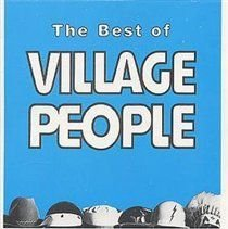 Jaques Morali / Harry Belolo - The Best Of Village People (CD): Jaques Morali, Harry Belolo