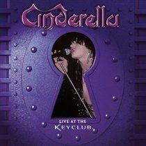 Cinderella - Live at the Key Club (Vinyl record): Cinderella