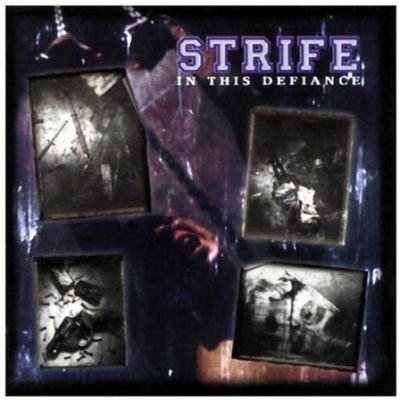 Strife - In This Defiance CD (1997) (CD): Strife