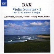 Various Artists - Violin Sonatas Vol. 2 (Wass, Jackson) (CD): Arnold Bax, Laurence Jackson, Ashley Wass