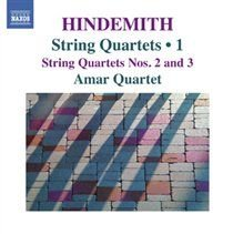 Hindemith: String Quartets (CD): Paul Hindemith, Amar Quartet