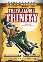 They Call Me Trinity (Region 1 Import DVD): Terence Hill, Bud Spencer, E. B. Clucher