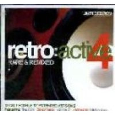 Retro Active Rare & Remixed 4 (CD, Imported): Various Artists
