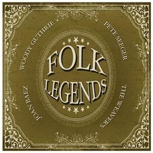 Various - Folk Legends CD (2013) (CD): Various