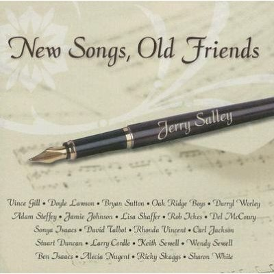 Jerry Salley - New Songs, Old Friends (CD): Jerry Salley