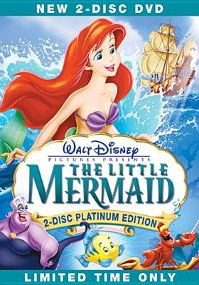 The Little Mermaid (Region 1 Import DVD, Special): John Musker, Ron Clemente