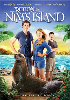 Return To Nims Island (Region 1 Import DVD):
