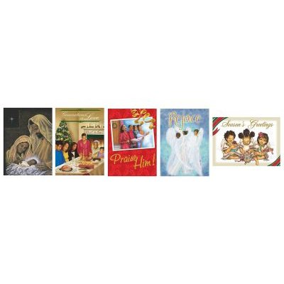 Rejoice Cards Assortment #2 - Boxed: African American Expressions