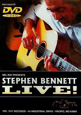 Stephen Bennett Live! (DVD): Stephen Bennett