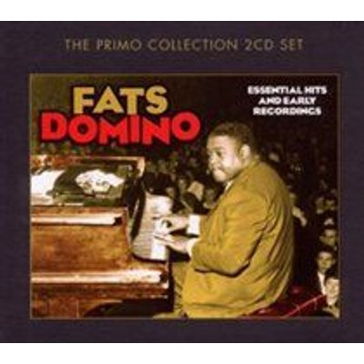 Fats Domino - Essential Hits and Early Recordings (CD, Imported): Fats Domino
