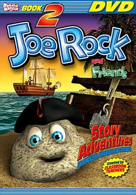 Joe Rock & Friends: Book 2 (Region 1 Import DVD):