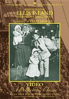 Remembering Ellis Island: Everyman's Monument (Region 1 Import DVD):