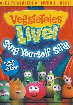 Veggie Tales Live! Sing Yourself Silly (DVD): Big Idea