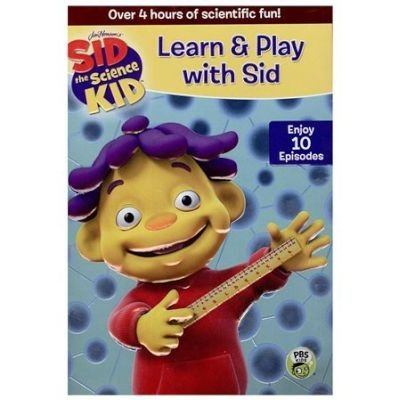 Sid the Science Kid-Learn and Play With Sid (Region 1 Import DVD):