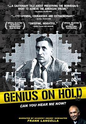 Genius on Hold (Region 1 Import DVD): Langella,Frank
