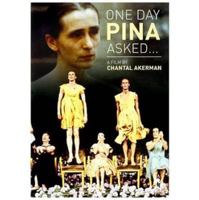 One Day Pina Asked (Region 1 Import DVD): Akerman,Chantal