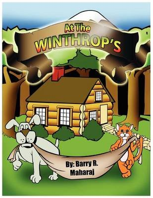 At the Winthorp's (Large print, Paperback, large type edition): Barry Maharaj