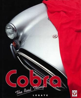 Cobra  -  The Real Thing! (Electronic book text): Trevor Legate