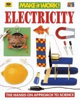 Electricity - The Hands-On Approach to Science (Hardcover, illustrated edition): Andrew Haslam, Wendy Baker, Alexandra Parsons