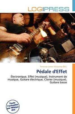 P Dale D'Effet (French, Paperback): Terrence James Victorino