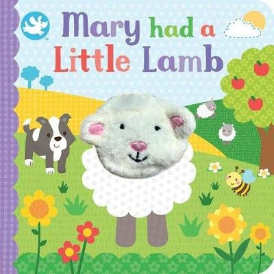 Mary Had a Little Lamb (Board book):