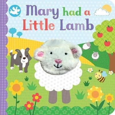 Mary Had a Little Lamb (Board book): Parragon Books Ltd