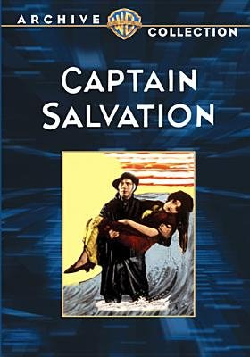 Captain Salvation (Region 1 Import DVD): John S. Robertson