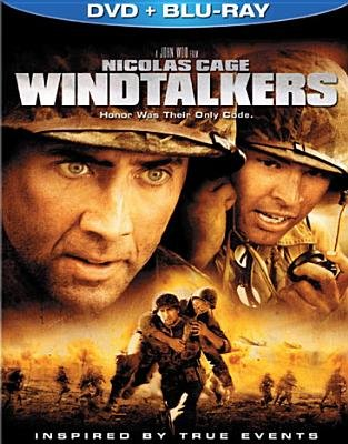 Windtalkers (Region A Import Blu-ray disc):